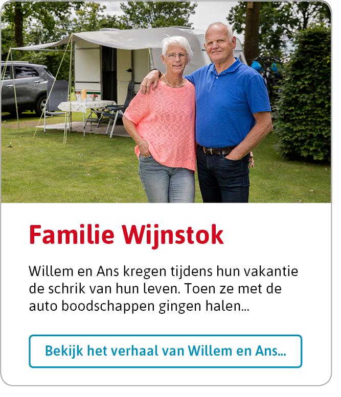 Bekijk het verhaal van Willem en Ans