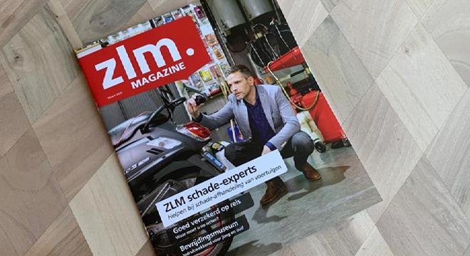 ZLM Magazine maart